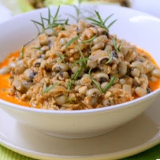 Chicken Chili With Black Eyed Peas