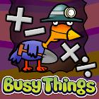 Miner Birds - Mental Maths icon