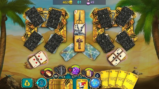 Dreamland Solitaire: Dark Prophecy Freemium Mod Apk 4