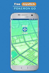 Joystick For Pokemn Go GPS - Joke - náhled