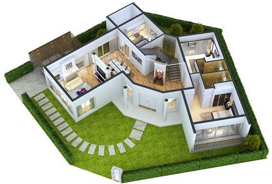 3D House Floor Plans - Android Apps on Google Play