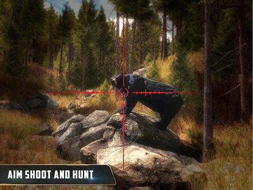 Animal Hunter : Jungle Sniper Shooting apktram screenshots 12