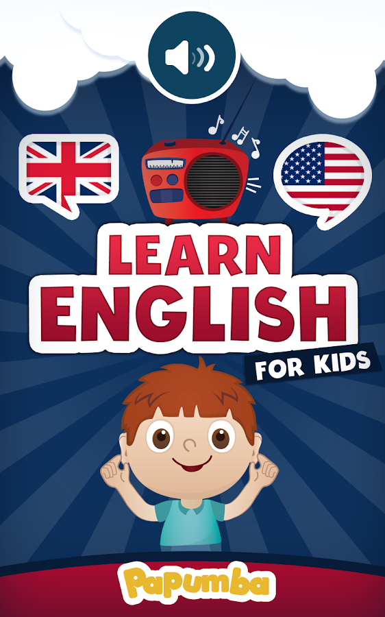 English for Kids- screenshot