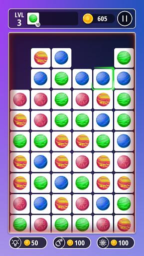 Tile Slide - Scrolling Puzzle apktram screenshots 1