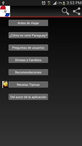 Desde Paraguay al Mundo.