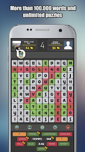 Word Search Online - náhled