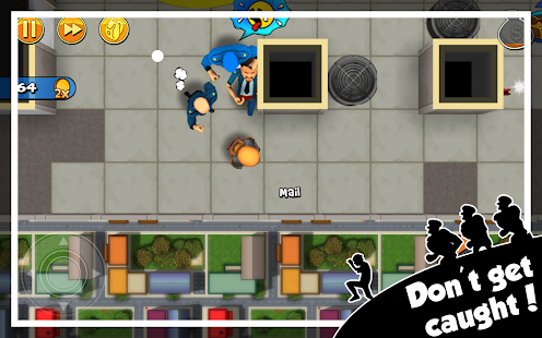 Robbery Bob- screenshot thumbnail