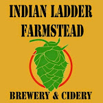 Logo for Indian Ladder Farmstead Brewery and Cidery