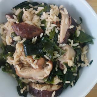 Shiitake Rice Recipes