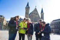 Basisschool bezoek Binnenhof