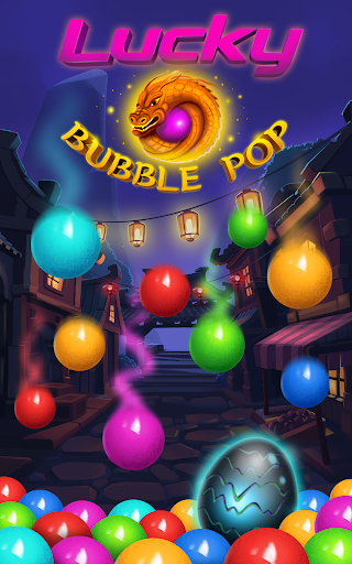 Lucky Bubble Pop - screenshot