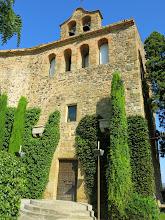 Photo: castell de Foixà_capella