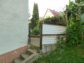 Photo: die Treppe nach unten