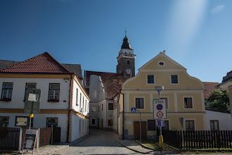 Photo: Slavonice to małe miasteczko na pograniczu Czech, Moraw i Austrii.