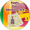 Apply For Identity Card Online icon