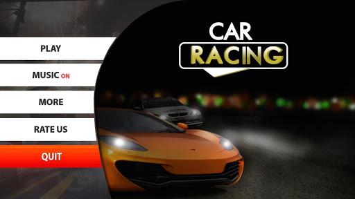 Unreal Car Racing