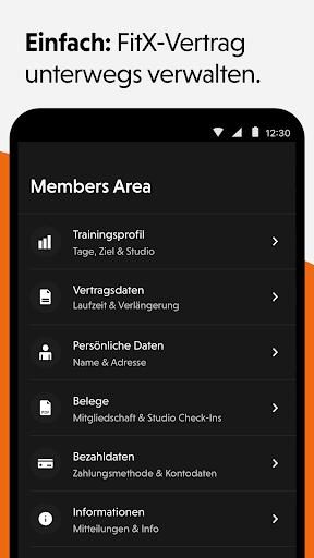 FitX - Fitness App screenshot 6