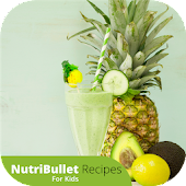NutriBullet Recipes -  Smoothie Recipes for Kids