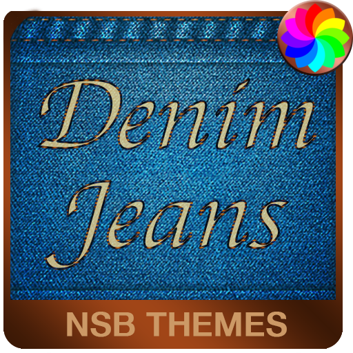 Denim Jeans Theme for Xperia