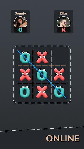 Tic Tac Toe Emoji - Online & Offline filehippodl screenshot 2