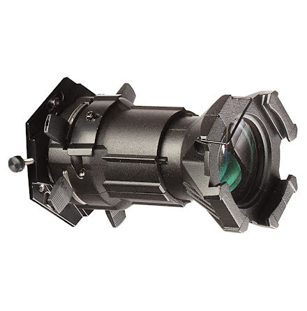 Source Four Mini Barrel and Lens Attachment, 26° Field Angle Hive C-Series