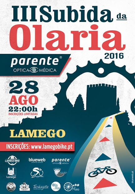 III Subida da Olaria - Parente Óptica Médica - Lamego - 28 de agosto de 2016