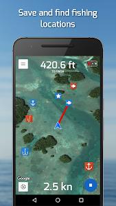Fishing Points: GPS & Forecast v2.3.9 Premium