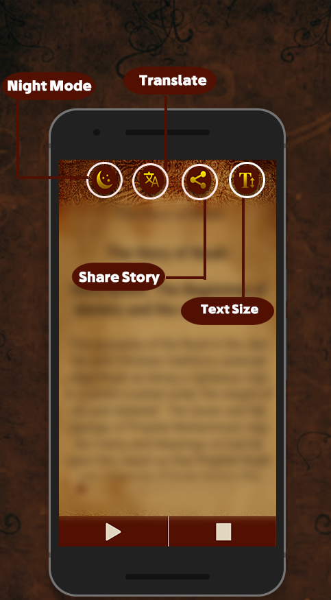 Stories of Prophets in Islam Android 3