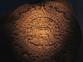 Photo: 1B080000_Meksyk - Ciudad de Mexico - Muzeum Antropologii - Kalendarz Azteków