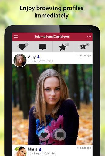InternationalCupid - International Dating App 3.1.7.2496 screenshots 6