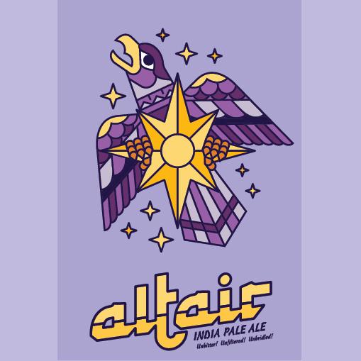 Logo of Wild Heaven Altair