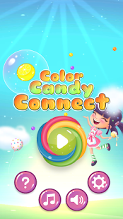 Candy Color Connect: Fill the Squares with Colors - náhled