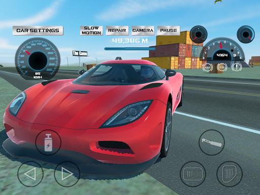 Super Sport Car Simulator  screenshots 22