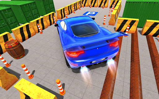 Smart Car Parking Simulator:Car Stunt Parking Game modavailable screenshots 2