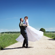 Wedding photographer Olga Frolova (Olikfon). Photo of 21.06.2017