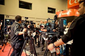 Photo: D-CLIC show 2011: Juan José and SHAPE COMPOSITE series