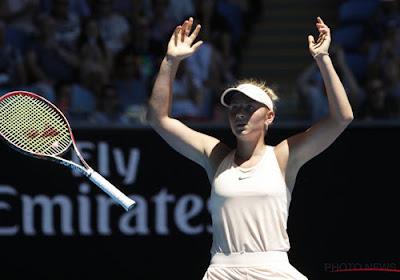 15-jarige (!) Marta Kostyuk staat in de derde ronde van de Australian Open