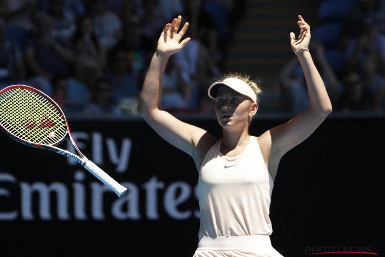 Ongelofelijk: 15 jaar oud en 521e op de WTA-ranking, maar wél in derde ronde Australian Open
