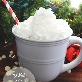 Grandma's White Hot Chocolate