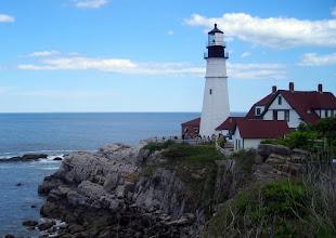 Photo: Portland Head Light, Maine