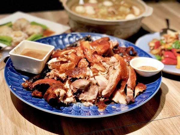 一吃上癮甕缸雞 國父紀念館聚餐好選擇 薑母雞一喝暖身暖胃