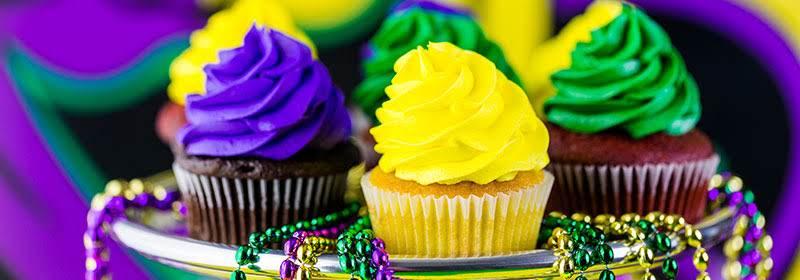Mardi Gras! Recipes