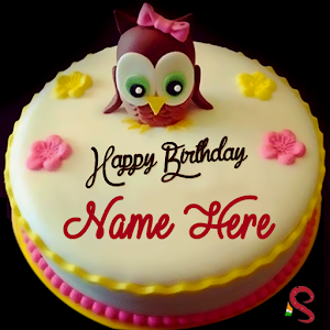 Download Birthday Cake On Name Amp Photo For Pc