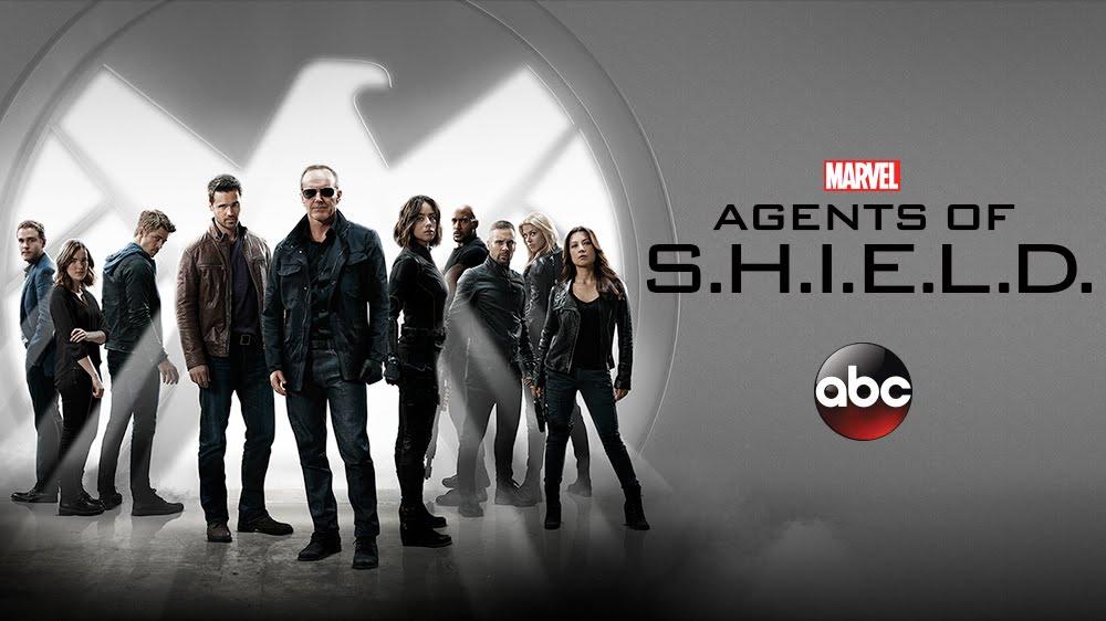 پوستر فصل 4 سریال Agents of shield