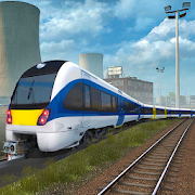 Train Game : Real Train Driving Games APK