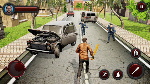 Miami Crime Auto Gangster Survival 1.5 screenshots 4