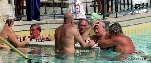 Photo: Day 70 - Szechenyi Thermal Bath #14