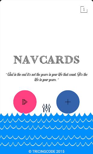 NavCards