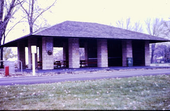 Photo: Concession Stand 1970