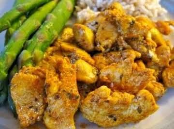 Delicious Chicken Bits